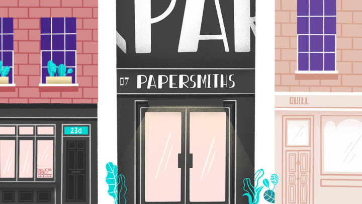 Six Beautiful Stationery & Art Supply Shops In London