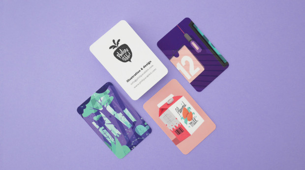 Should A Freelance Creative Have A Business Card?